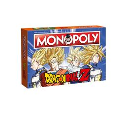 Winning Moves Spiel, Brettspiel Monopoly Dragonball Z