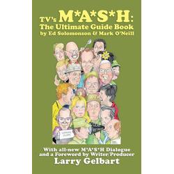 TV's M*A*S*H als Buch von Ed Solomonson/ Mark O'Neill