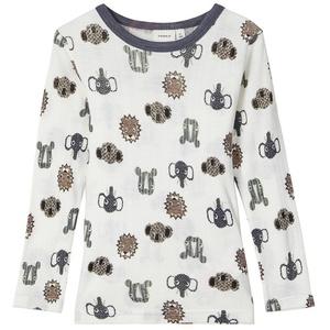 name it Kinder-Unterhemd in Gr. 92, beige, Junge