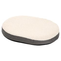 Karlie Liegekissen Ortho Bed Mini grau, oval für kleine Hunde