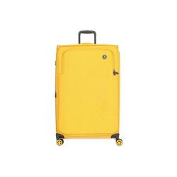 Bric's Trolley BY Itaca 4-Rollen-Trolley L 78 cm erw., 4 Rollen gelb