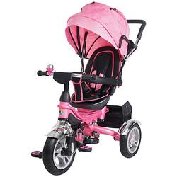 Kinder Dreirad KSF10 Schieber pink