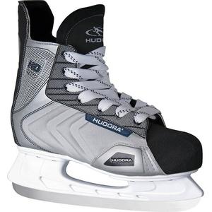 Hudora Schlittschuhe Schlittschuhe Eishockey HD-216, Gr. 46 39