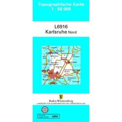 Karlsruhe Nord 1 : 50 000