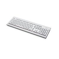 Fujitsu KB521 USB Tastatur US grau (S26381-K521-L102)