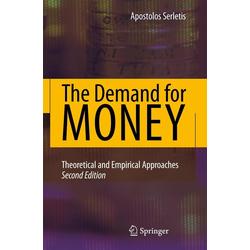 The Demand for Money als Buch von Apostolos Serletis
