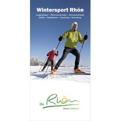 Wintersport Rhön als Buch von