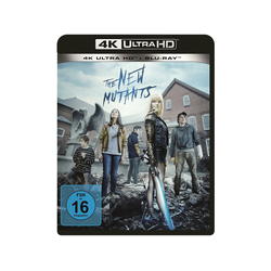 The New Mutants 4K Ultra HD Blu-ray +