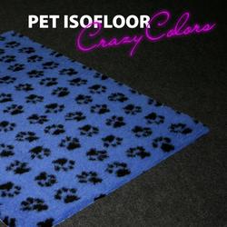 MATDOX Pet Isofloor SX Little Willys blue, Maße: 100 x 75 cm