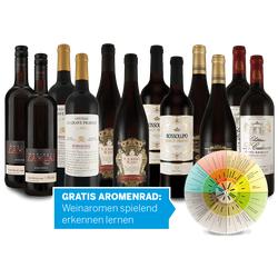 Rotwein-Topseller des Jahres