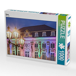 Bonn Lege-Größe 64 x 48 cm Foto-Puzzle Bild von U boeTtchEr Puzzle