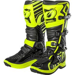 Oneal RMX Motocross Stiefel, gelb, Größe 45
