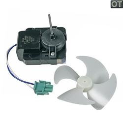 Ventilator mit Flügel