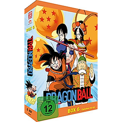 Dragonball: Die TV-Serie - Box 6 - DVD  Filme