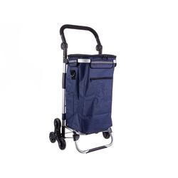 Franky Einkaufstrolley ER10-TS, 155 l blau