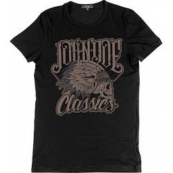 John Doe Indian T-Shirt Herren - Schwarz - S