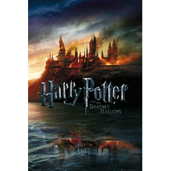 """GB eye Poster Harry Potter – """"Harry Potter and the Deathly Hallows (7)"""" Teaser – Maxi Poster"""