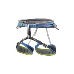 Ocun Klettergurt EGO 3 Gurtgröße - L, Gurtart - Hüftgurt, Gurtgewicht - 301 - 400 g, Gurtfarbe - Schwarz - Blau,