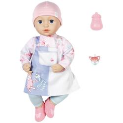 Baby Annabell Babypuppe Mia, 43 cm, mit Schlafaugen und Schnuller