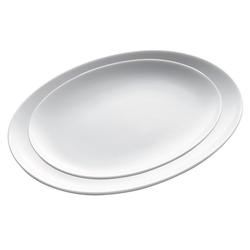 Kahla Geschirr-Set Platten-Set 2 tlg., BBQ (2-tlg), Porzellan