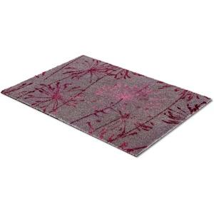 Fußmatte Manhattan 001, SCHÖNER WOHNEN-Kollektion, rechteckig, Höhe 7 mm, Schmutzfangmatte, waschbar grau 67 cm x 100 cm x 7 mm