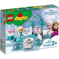 Lego Duplo Teeparty mit Elsa und Olaf 10920