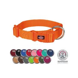 TRIXIE Premium Halsband, M–L: 35–55 cm/20 mm, ozean