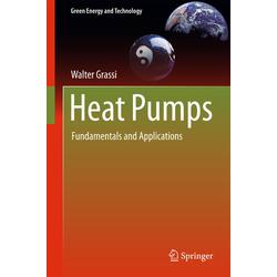 Heat Pumps als Buch von Walter Grassi