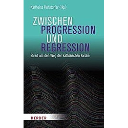 Zwischen Progression und Regression - Buch