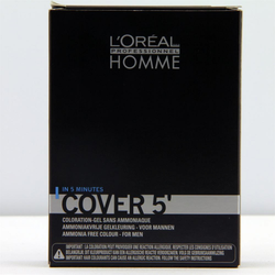 L'Oréal Lotion Homme Cover 5' Ammoniakfreie Gelcoloration