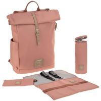 Lässig Wickelrucksack Rolltop Backpack