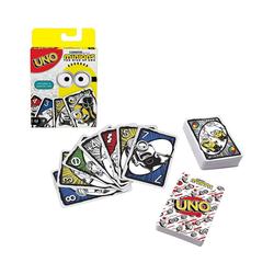 Mattel® Spiel, Mattel Games UNO Minions 2, Kartenspiel,