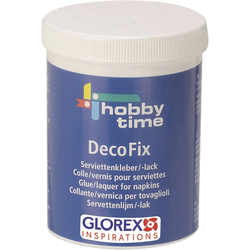 Glorex DecoFix Serviettenkleber 250 ml