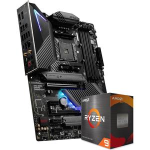 MSI MPG B550 Gaming Carbon WIFI Mainboard + AMD Ryzen 9 5900X Bundle