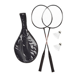 relaxdays Badminton-Set