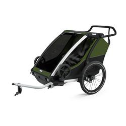 Thule Chariot Cab 2 Fahrradanhänger - 2021