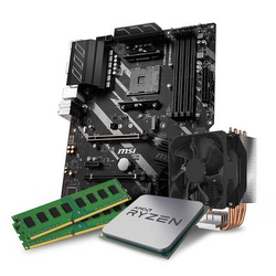 Kiebel Aufrüst Set Ryzen AMD Ryzen 9 3900X 16GB RAM