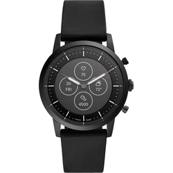 Fossil Smartwatches COLLIDER HYBRID SMARTWATCH HR, FTW7010 Smartwatch (Proprietär)