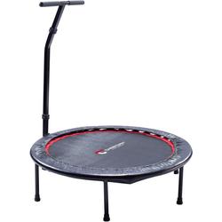 Christopeit Sport® Fitnesstrampolin Trampolin T 400, mit Haltestange