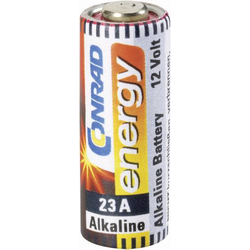 23A Spezial-Batterie 23A Alkali-Mangan 12V 55 mAh