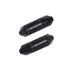 SW-Motech Sturzpad-Kit - Schwarz. Yamaha FZ1/Fazer FZ6/Fazer., schwarz