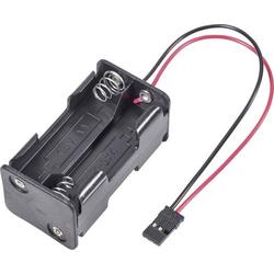 Modelcraft Modellbau Batteriebox ohne Schalter Stecksystem: JR