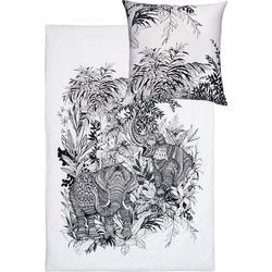 Wendebettwäsche KIBALI, Estella 1 St. x 155 cm x 200 cm