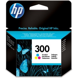 HP 300 CMY