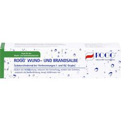 ROGG WUND- UND BRANDSALBE 100 ml