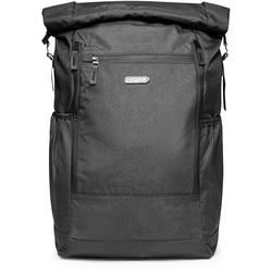 EPIC Laptoprucksack Dynamic Rolltop City Backpack, Black