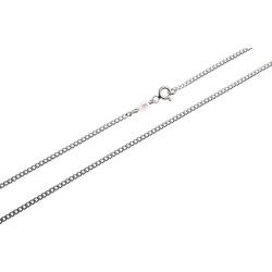 Silberkettenstore Silberkette Panzerkette 925 Silber 1,7mm breit 38-120cm 40cm