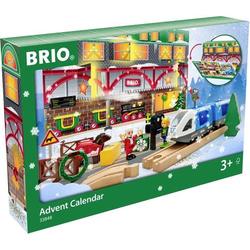 Brio World Eisenbahn Set Adventskalender