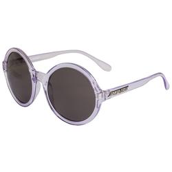 Sonnenbrille SANTA CRUZ - Crystal Sunglasses Lilac Crystal (LILAC CRYSTAL) Größe: OS