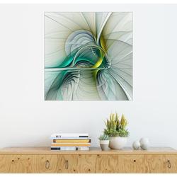 Posterlounge Wandbild, Fraktal Evolution 50 cm x 50 cm